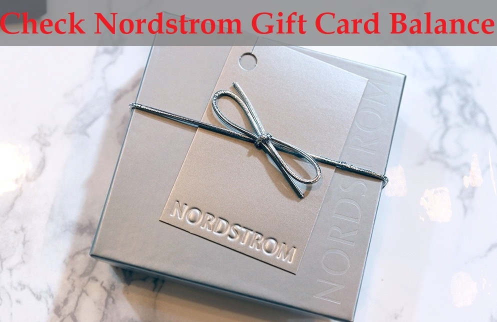 Nordstrom Gift Card - Nordstrom Fashion Blog & Fashion